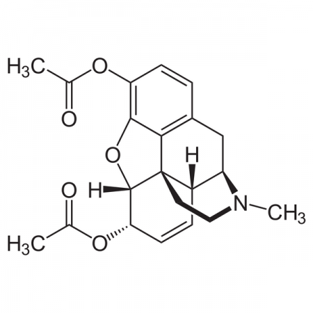 Order Diacetylmorphine Hydrochloride online